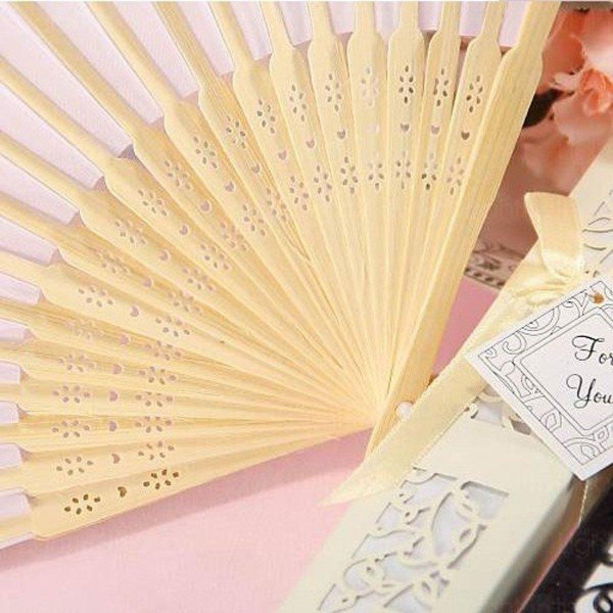 Luxurious Hand Fan Favors