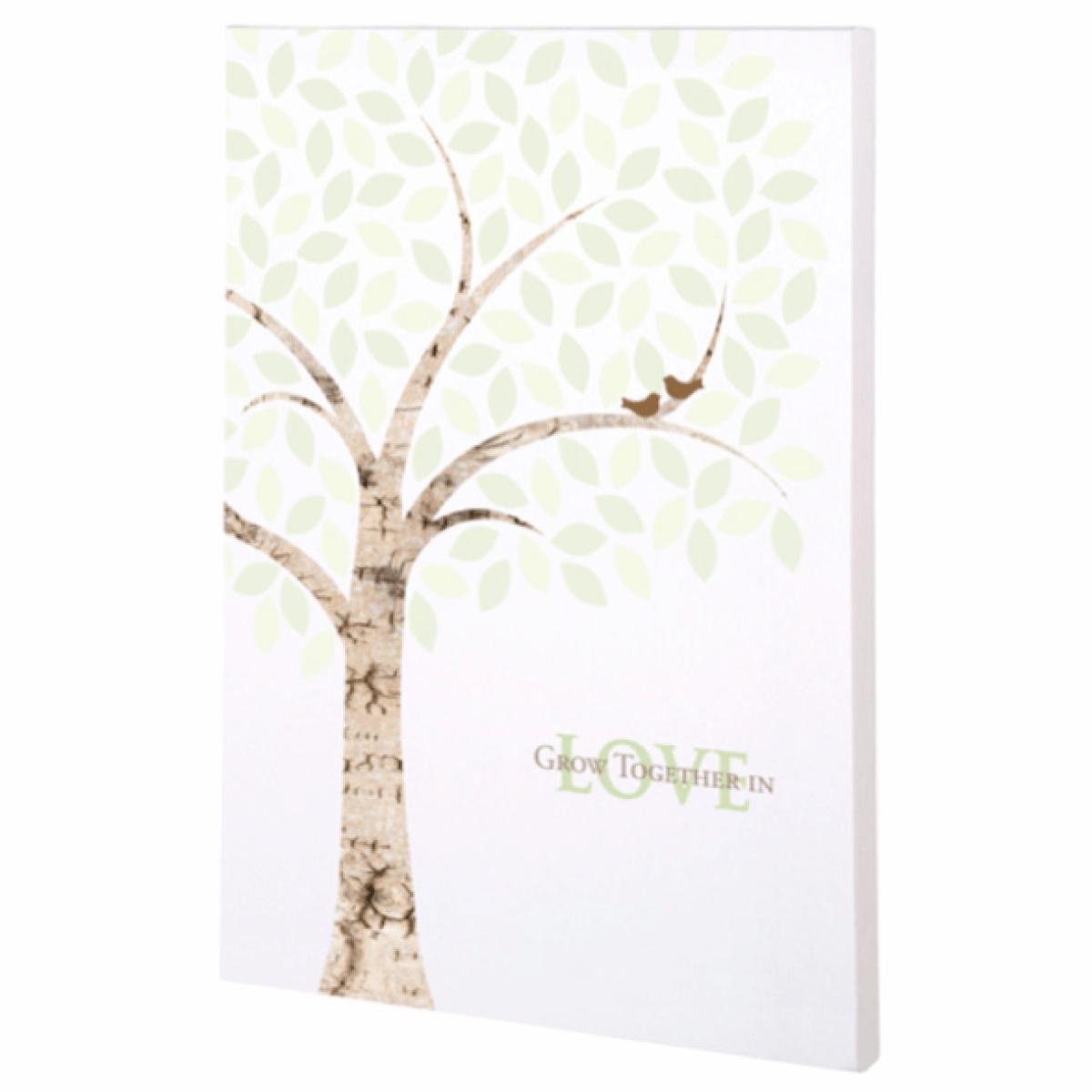 Alternative Wedding Venues Singapore: Wedding Signing Tree Canvas