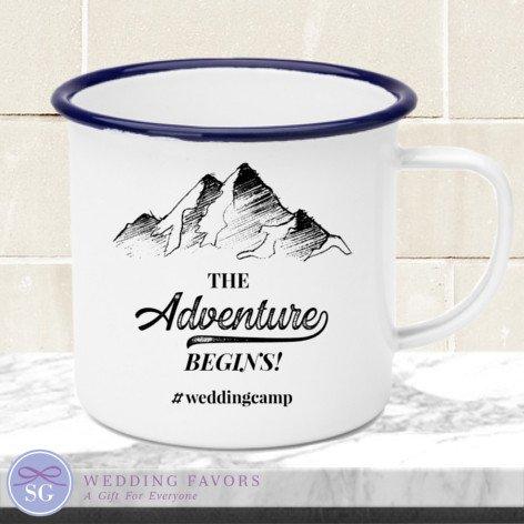 Adventure Mug Favor