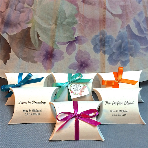 Allerines Premium Tea Favors