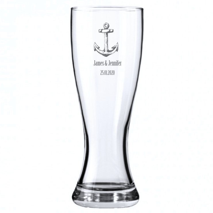 Anchor Pilsner Glass