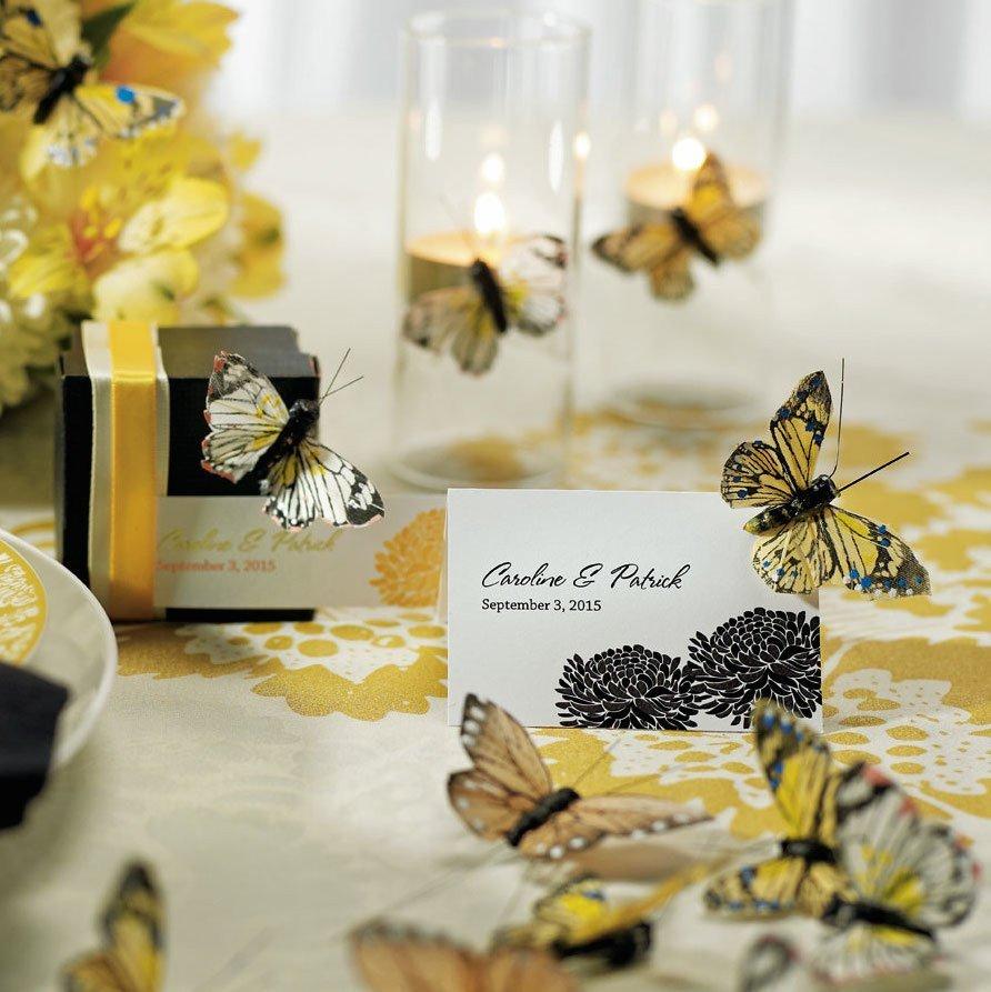 Assorted Decorative Butterflies
