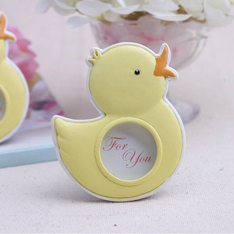 Baby Duck Frames Favors