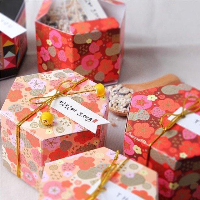 Cherry Blossom DIY Box