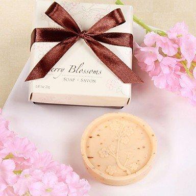 Cherry Blossom Soap Favors