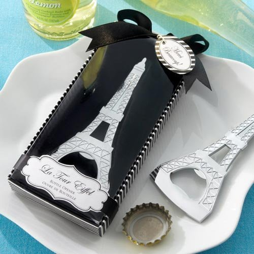 Eiffel Tower Bottle Opener Paris Collection