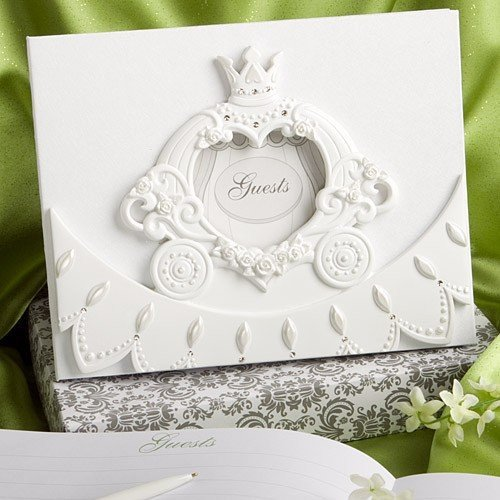 Fairytale Coach Guestbook