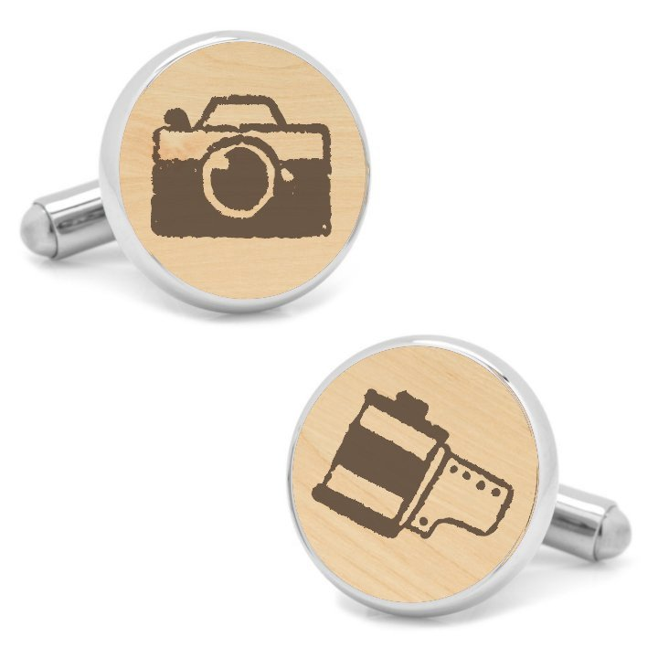 Film Themed Cufflinks