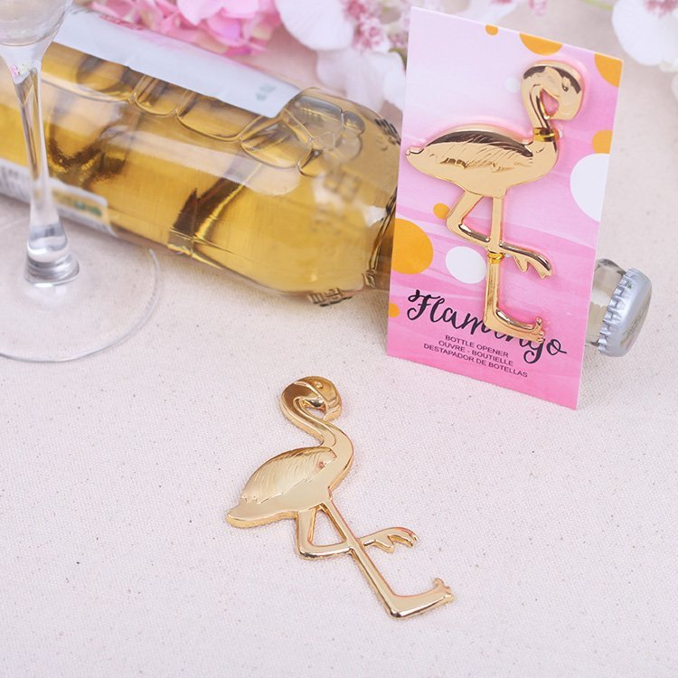 Flamingo Bottle Openers