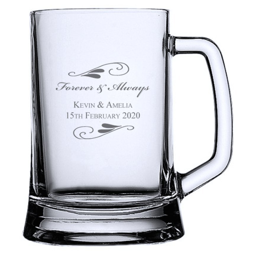 Flourish Beer Mug