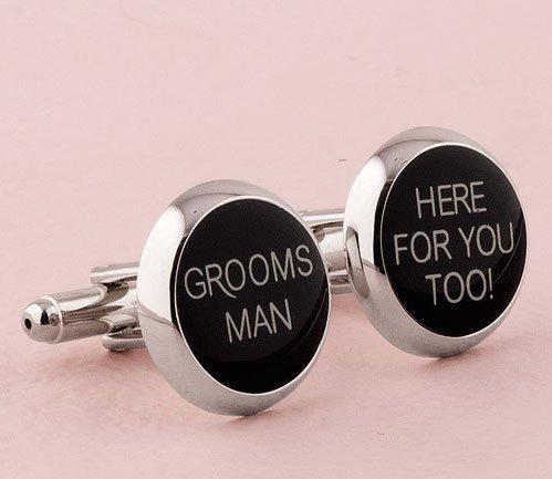 Cufflinks - Grooms Man