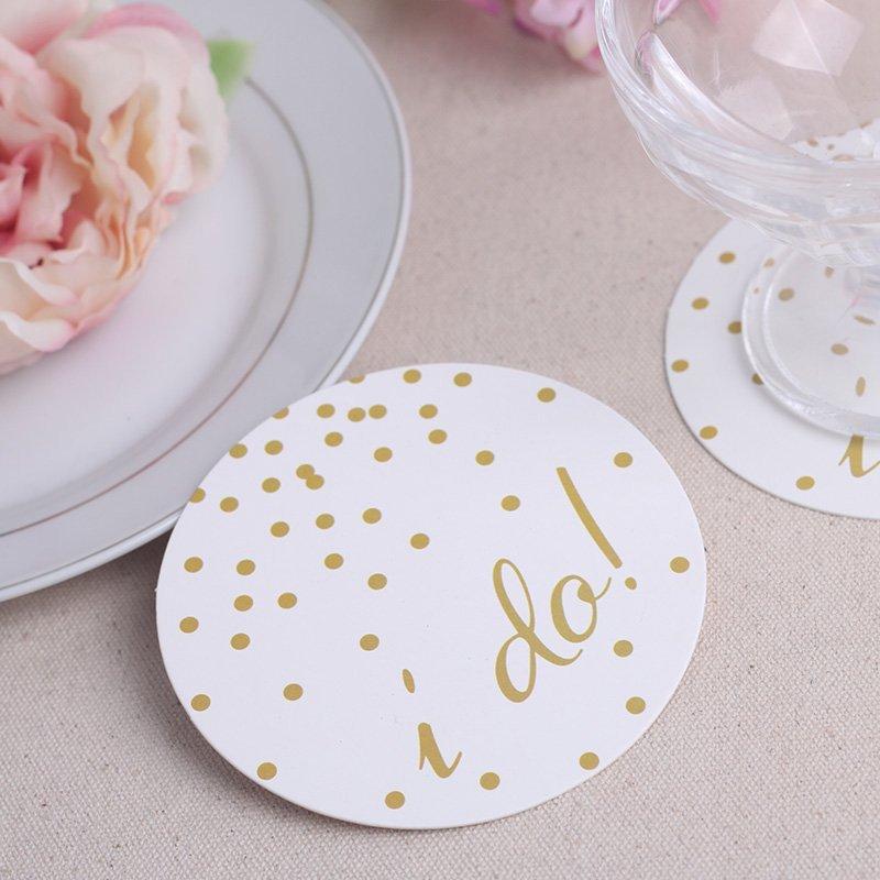 I do! Paper Coasters - set of 12