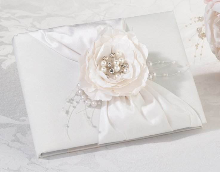 Jewelled Guestbook