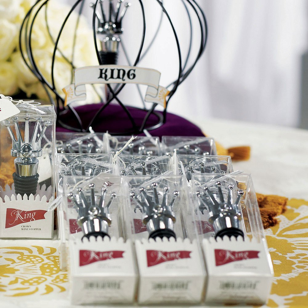 King Crown Wine Stopper Favors