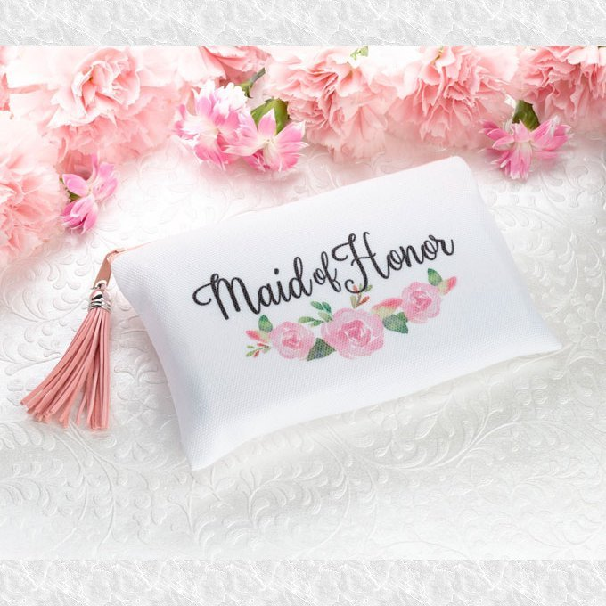 Maid of Honor Survival Bag