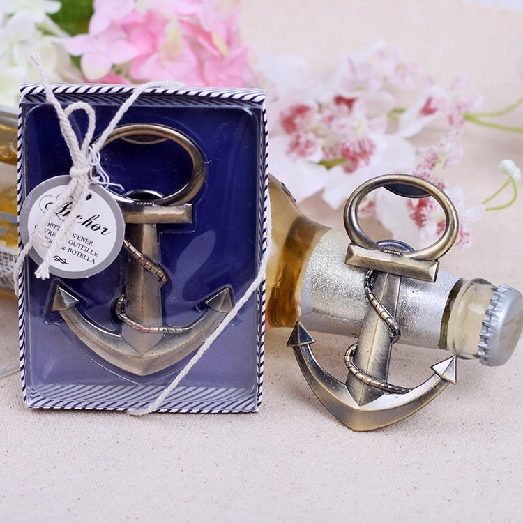 Nautical Anchor Bottle Openers