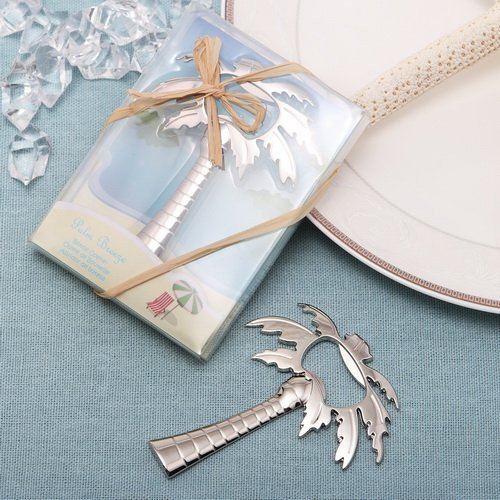 Palm Breeze Bottle Opener Favors