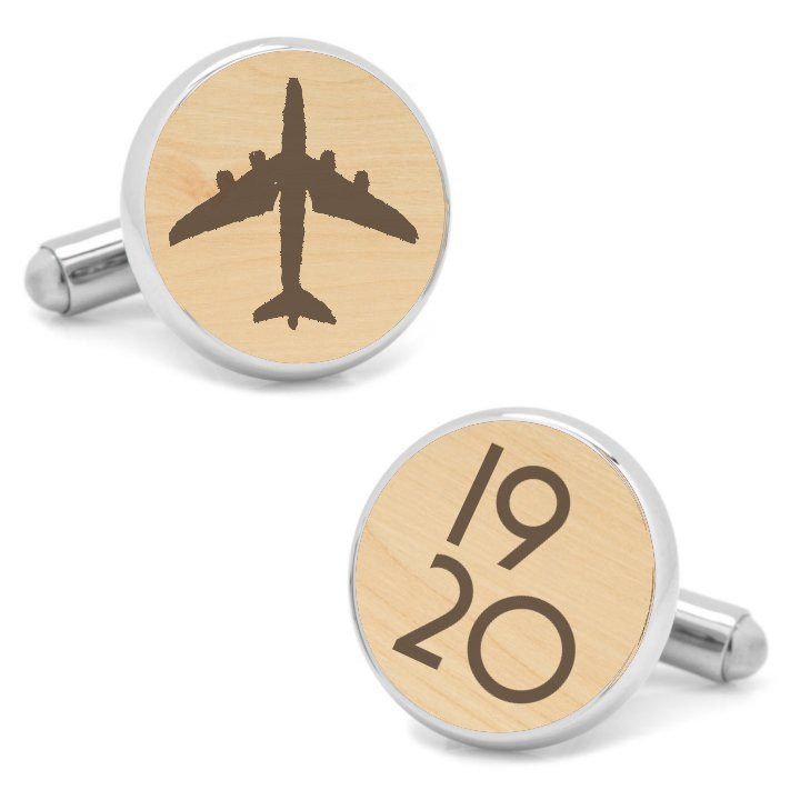 Pilot Themed Cufflinks