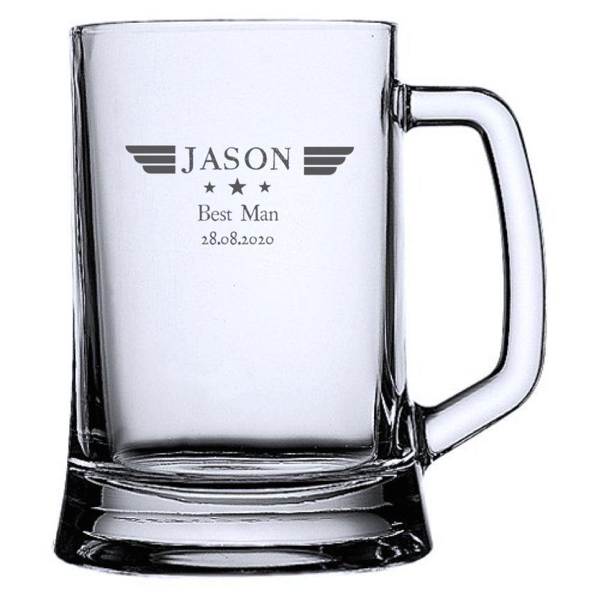 Superhero Beer Mug