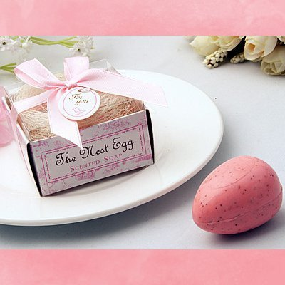 The Nest Egg Soap Favors