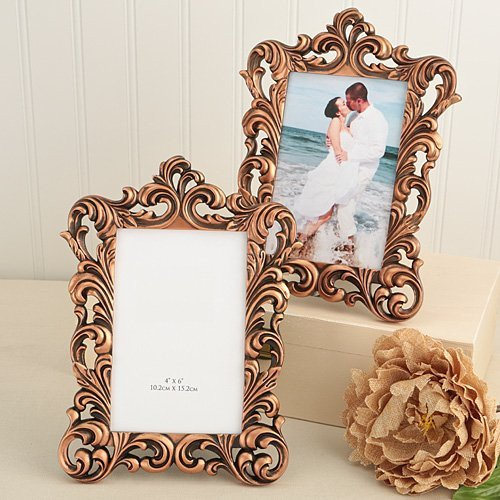 Vintage Copper Baroque Frames