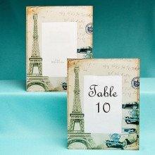 Eiffel Tower Glass Frames