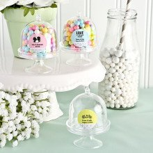 Mini Cake Stands Favors