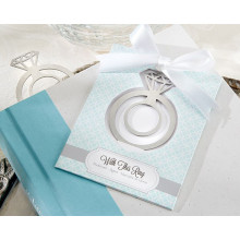 With This Ring Bookmark Favors