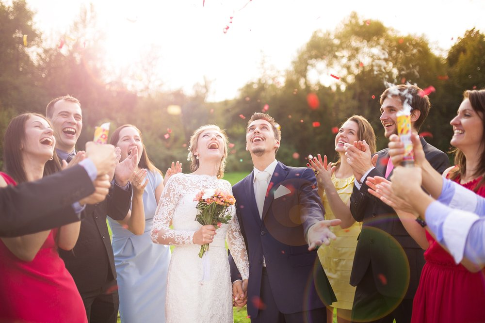 Fun Official Wedding Events Other Than the Ceremony and Reception
