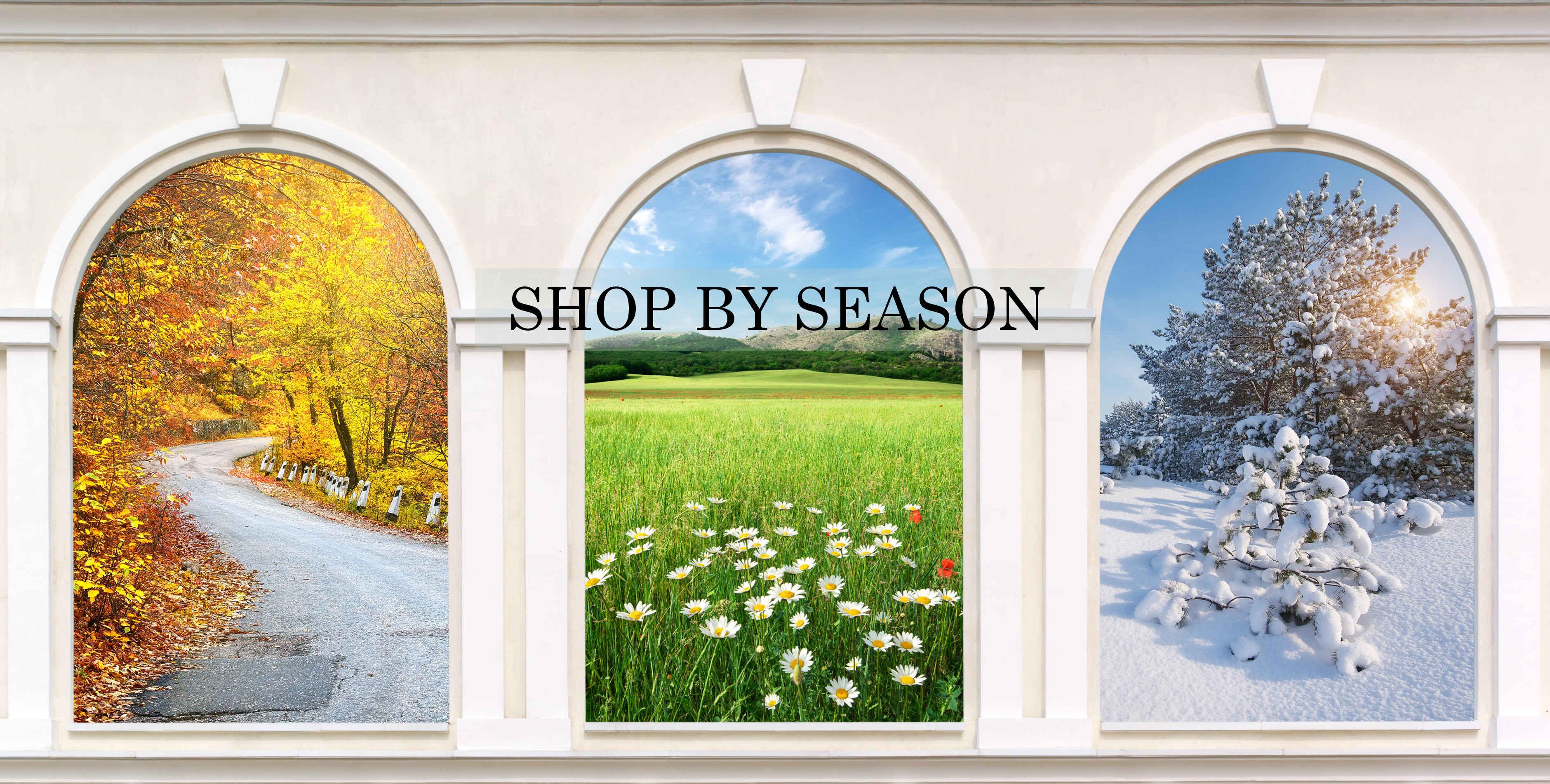 Shop by Season
